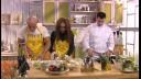 Ужин с первого взгляда (2 сезон) | Салат с сельдереем и курицей. Фаршированные кальмары. Желе из киви с лесными ягодами