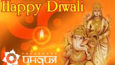 Телеканал «Индия ТВ» оказывает информационную поддержку индийскому празднику Diwali M…