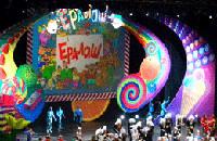 Телеканал «Комедия ТВ» на самом веселом семейном празднике — Ералаш-концерте «Леденцо…