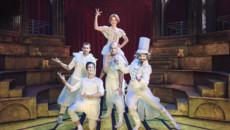 Телеканал «КИНОКОМЕДИЯ» приглашает на мюзикл «Принцесса цирка»