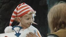 Приключения Буратино (1 серия)