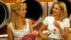Роми и Мишель на встрече выпускников