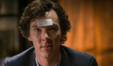 На съемках Шерлока: Разгадка