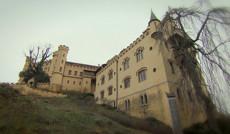 Сказочный замок короля Людвига II