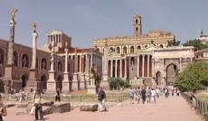 Паломничество в Вечный город: Покровительницы небесные. Фильм четвёртый