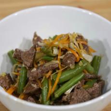 Говядина с овощами по-вьетнамски