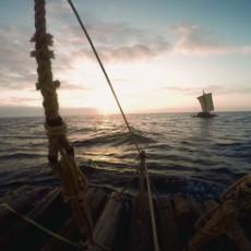 Kon-Tiki II: утомленные ветром
