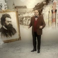 Обратная сторона Луны: Людвиг Больцман. Высокочтимый профессор, глубокообожаемый Луи