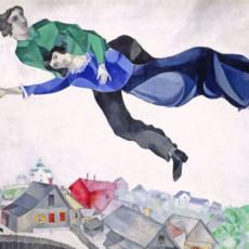 Марк Шагал. Нереальная реальность