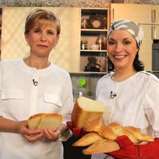 Рецепты от Алены Спириной и Марии Кудряшовой из программы «Честный хлеб»