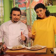 Рецепты от Алены Бородиной и шеф-поваров из программы «Республика вкуса»