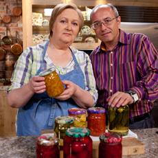 Рецепты от Ольги и Павла Сюткиных из программы «Закрома»