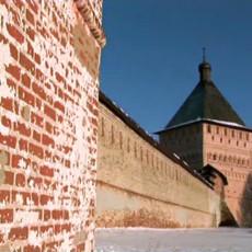 Монастырские стены: Русь заповедная