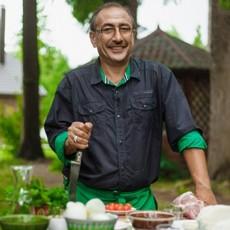 Рецепты от Хакима Ганиева из программы «Огненная еда»