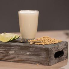 Соевый коктейль с имбирем и ванилью