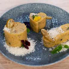 Пирожное лаймовая картошка