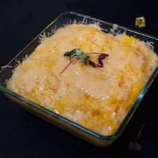 Итальянская полента с сыром
