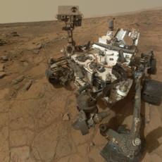 Космический фронт: Серый Марс