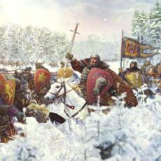 Бортеневская битва. Подвиг Князя Тверского