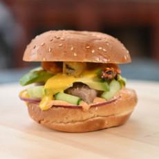 Бургер «Все лучшее сразу»