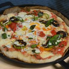 Пицца «A La Verdura» на гриле
