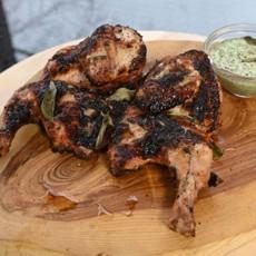 Цыпленок тандури