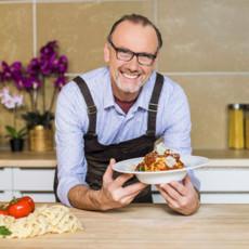 Рецепты от Майкла Боначини из программы «Италия Боначини»