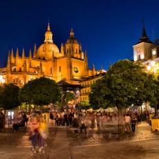 Объекты Всемирного наследия Испании: Сеговия