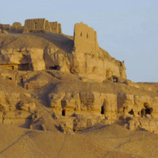 В поисках египетских гробниц