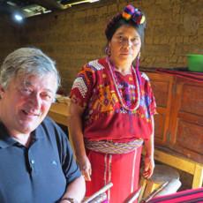Стивен Фрай в центральной Америке