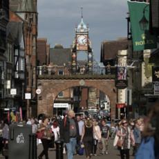 Исторические города Британии