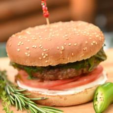 Бургер по-деревенски