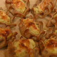 Калитки с картофелем