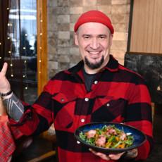 Рецепты от Григория Мосина из программы «Сытная кухня»