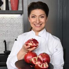 Рецепты от Гаяне Бреиовой из программы «Кухня с акцентом»