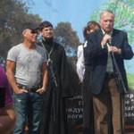 Телеканал «Ля Минор» поддержал акцию «Посади Дерево Победы в Серебряном бору»
