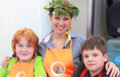 Телеканал «Кухня ТВ» провел  мастер-классы на кулинарном фестивале «Легко готовить»
