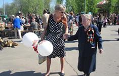 Телеканал «Ля-минор» совместно с фондом «Рокада» поздравили всех с праздником 9 мая