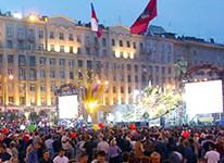 Приглашаем отпраздновать День города вместе с телеканалом «Ля-минор»!