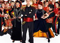 При поддержке телеканала «Ля-минор» оркестр «Русский стиль» представил новую шоу-программу