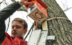 Телеканал «Кухня ТВ» принял участие во Всероссийском экологическом проекте «Поможем птицам вместе!»