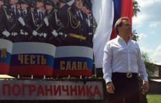 Телеканал «Ля-минор ТВ» поздравил военнослужащих с Днем пограничника
