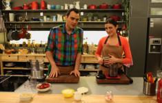 Весенние премьеры телеканала «Кухня ТВ»