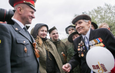 Телеканал «Ля-минор ТВ» поздравил всех с Днем Победы