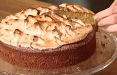 Лигурийский лимонный пирог