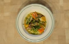 Традиционное ирландское рагу из баранины с овощами