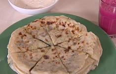 Пироги со свекольной ботвой и сыром