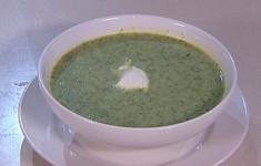 Суп из латука