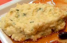 Картофельное пюре с клубневым сельдереем