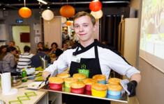 Канал «Кухня ТВ» — партнер фестиваля еды «ВКУСНО!»